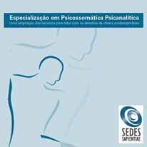 Especialização em Psicossomática Psicanalítica