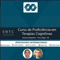 Conheça os Professores - Curso de Proficiência em Terapias Cognitivas