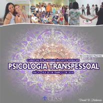 Pós-graduação em Psicologia Transpessoal Aplicada - Campinas