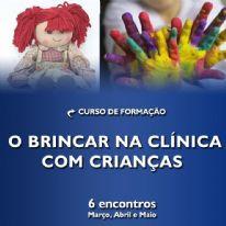 Curso de Formação - O Brincar na Clínica com Crianças