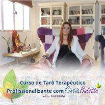 Curso de Tarô Terapêutico Profissionalizante com Cintia Balotta