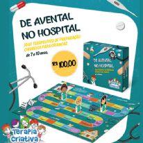 De Avental no Hospital - Jogo Terapêutico de preparação cirúrgica para crianças