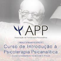 Curso de Introdução a Psicoterapia Psicanalítica