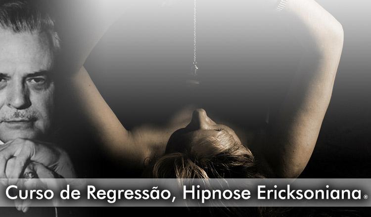 Curso de Regressão, Hipnose Ericksoniana ®